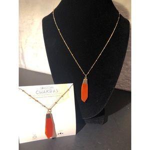 Jewelry - CHARGED CHAKRA- Carnelion Stone